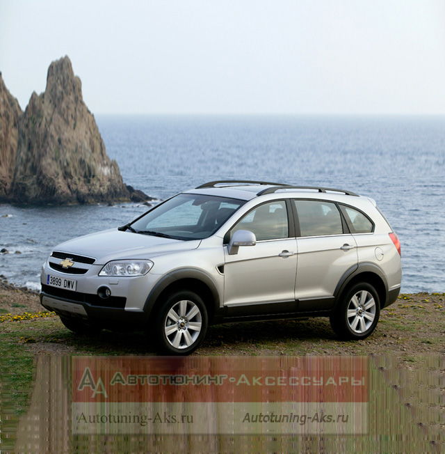 Дефлекторы окон CHEVROLET Captiva (Шевролет-Каптива) 2006-, Original Korea