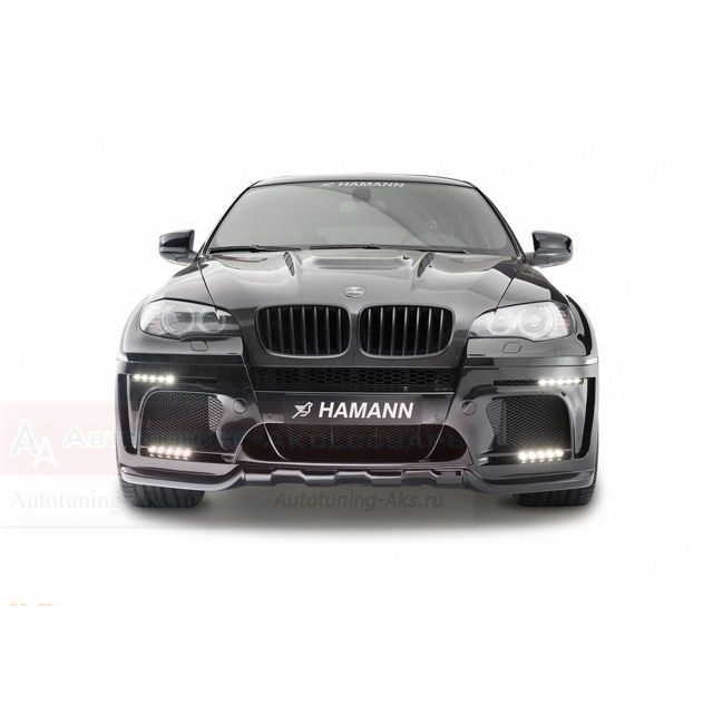 Капот BMW X6 E71 Hamann Design