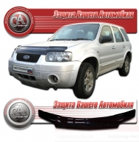 Дефлектор капота FORD ESCAPE I (Форд-Эскейп 1) 2000-2007 СА-Пластик