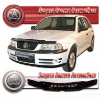 Дефлектор капота VolksWagen Pointer (Фольксваген-Поинтер) 2005-